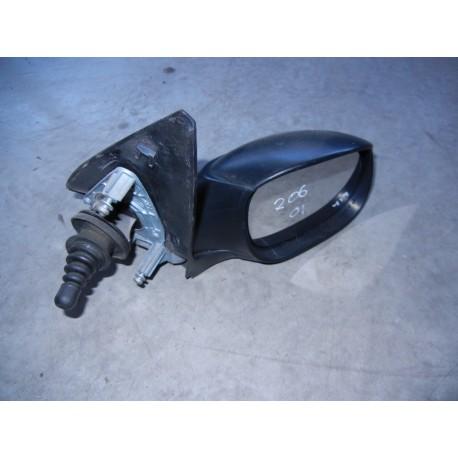 Espelho Retrovisor Peugeot 206 Direito Liso