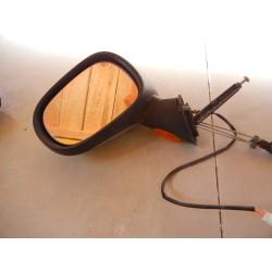 Espelho Retrovisor Esquerdo Renault Modus Cinzento