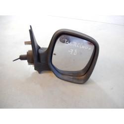 Espelho Retrovisor Direito Citroen Berlingo Manual